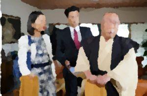 警視庁捜査一課9係11 第6話「華の殺人」 青山倫子&奈良富士子ゲスト