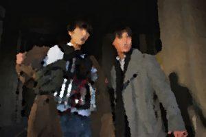 相棒12第10話「ボマー~狙撃容疑者特命係・甲斐享を射殺せよ!」
