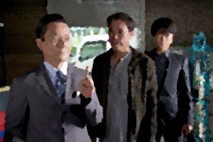 相棒10第4話「ライフライン」林和義&青山勝ゲスト出演