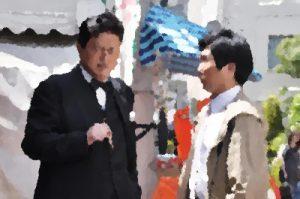 『黒星警部の密室捜査』陣内孝則,荻野目慶子,須藤理彩 出演