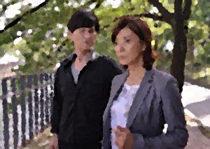 ショカツの女8 あらすじ&ネタバレ 松本明子&デビット伊東ゲスト出演